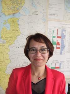 Goulia Sagitova - Enseignante en russe