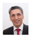 Reza SALAMI - Adjoint en charge du quartier de Brest-centre et des jumelages