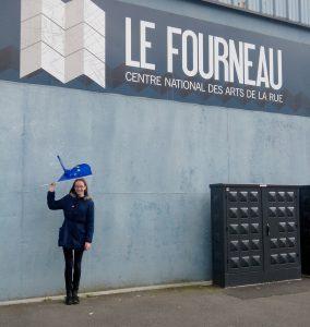 Aliénor, Le Fourneau