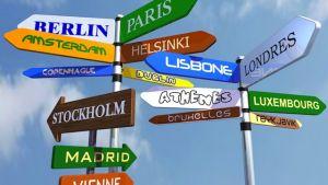 apprentissage à l'étranger